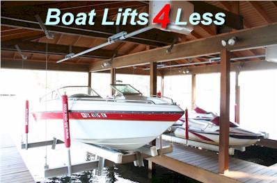 Boat Hoist USA Aluminum Boat Cradles at Boat Lifts 4 less